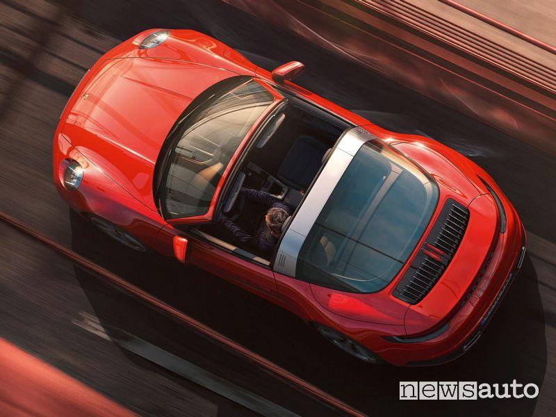 Tetto rigido amovibile Porsche 911 Targa 4