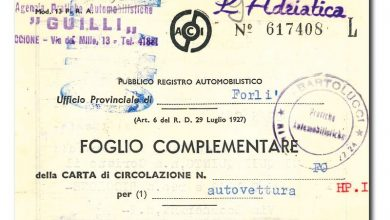 Photo of Documenti originali auto storiche, salvi non diventano telematici