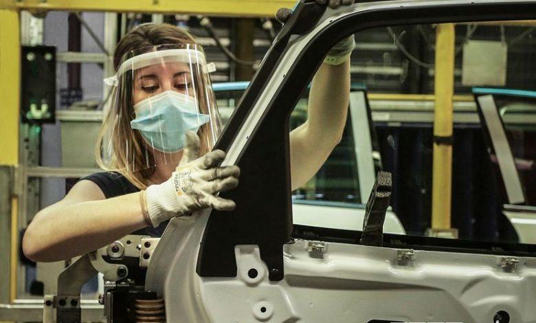 Ripresa produzione auto Ford in Spagna