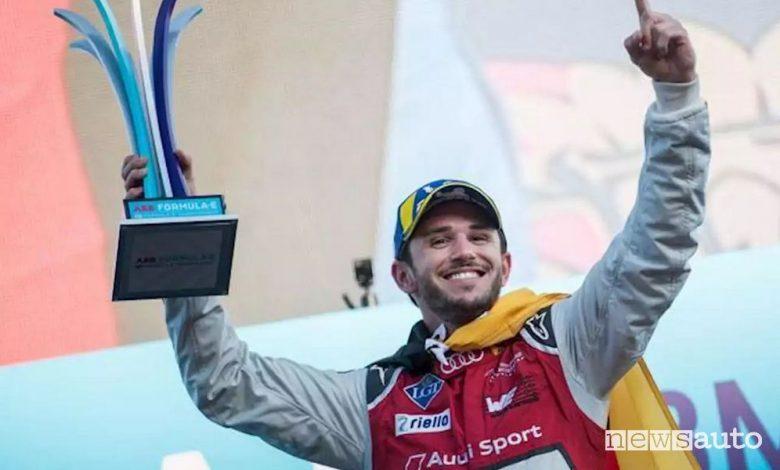 Daniel Abt squalificato dalla Formula E virtuale