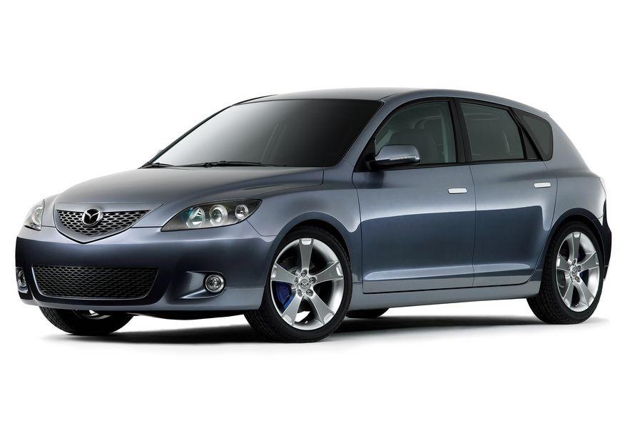 Mazda MX Sportif 2003
