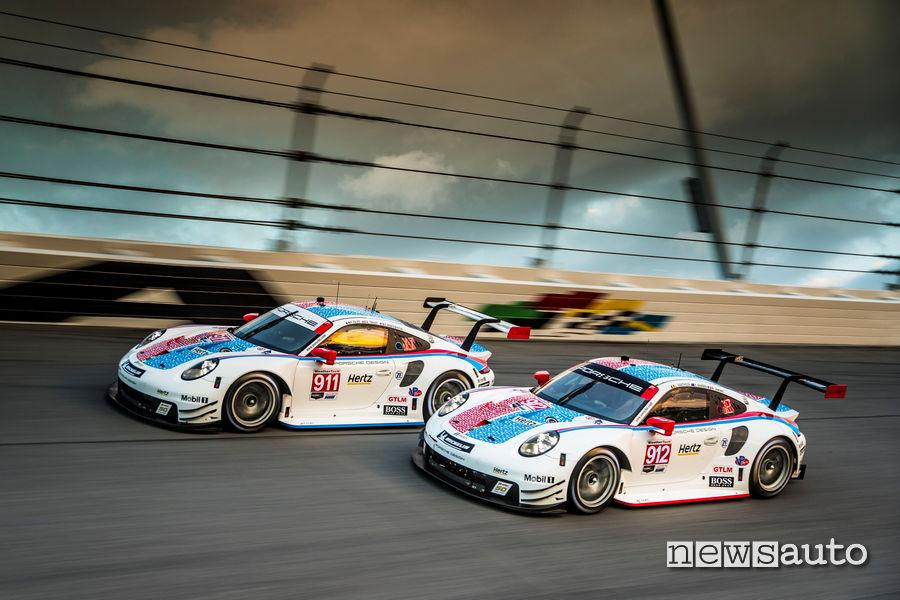 Ritiro Porsche alla 24H di LeMans CORE Autosport: correrà solo il Team Manthey.