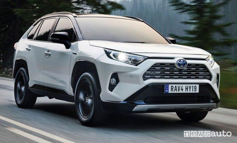 Toyota Rav4, SUV più venduto al mondo