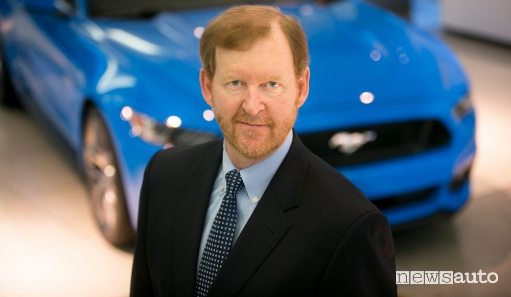 Dale Wishnousky, Vice Presidente, Manufacturing, Ford Europa