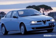 Photo of Alfa Romeo 156, la storia della berlina Auto dell'Anno 1998