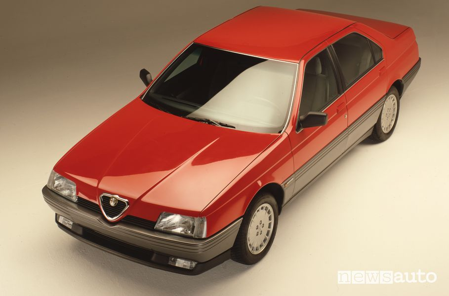 Alfa Romeo 164, 1987