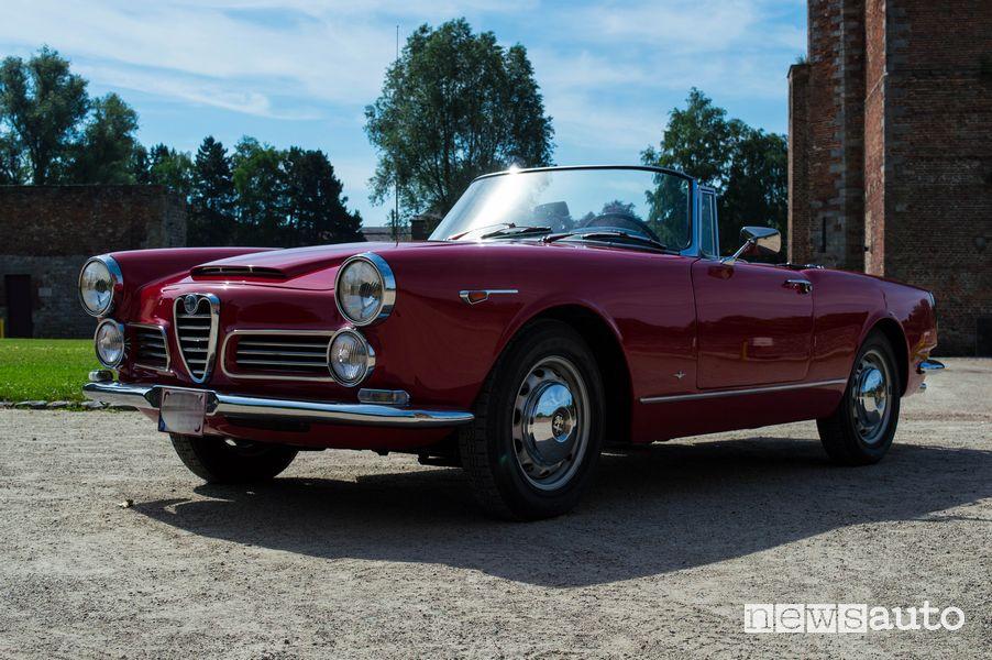 Alfa Romeo - 2600 Touring del 1964