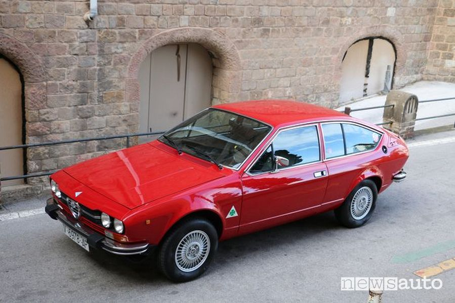 Alfa Romeo - Alfetta GTV 2.0 del 1980