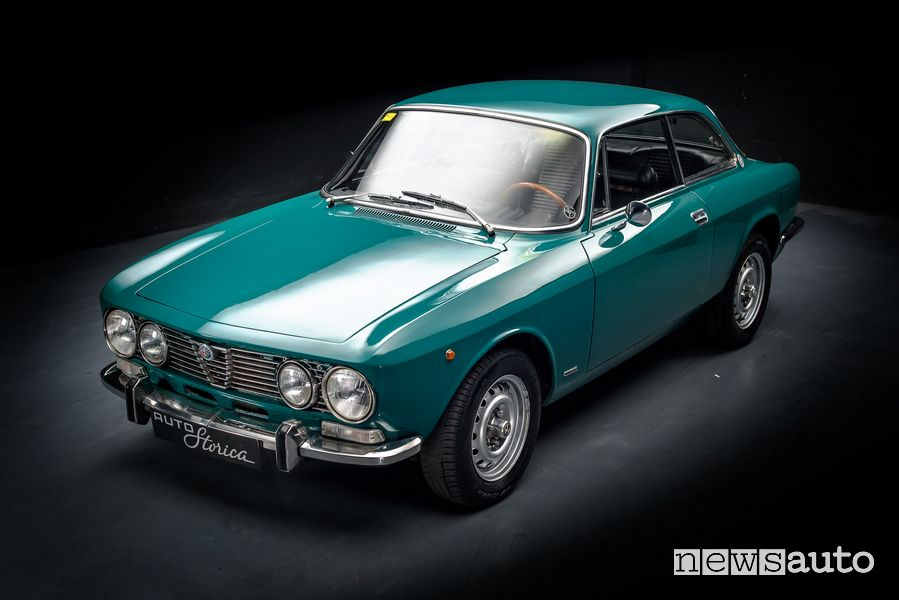 Alfa Romeo - Giulia GTV 2000 Bertone del 1971
