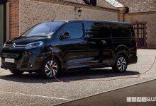 Photo of Citroën ë-SpaceTourer elettrico, caratteristiche, batteria, autonomia e prezzi