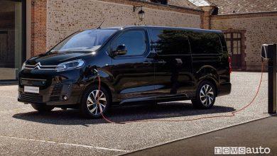 Photo of Citroën ë-SpaceTourer elettrico, caratteristiche, batteria e autonomia