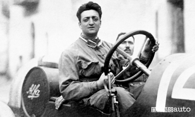 Film su Enzo Ferrari
