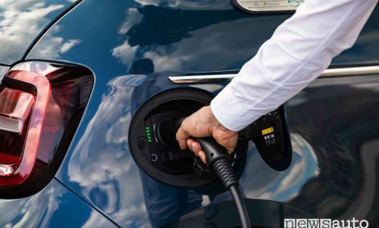 Ricarica auto elettriche a Parma