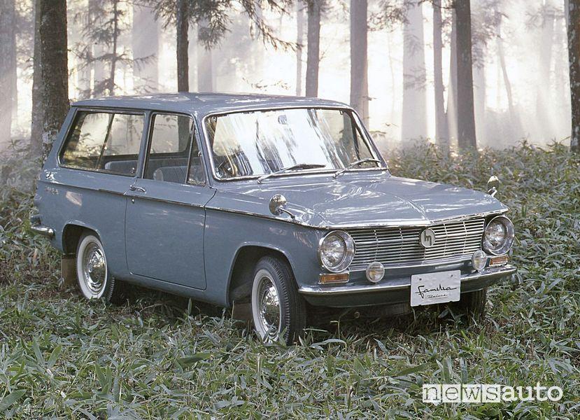 Mazda Familia 800 Van, 1963 (auto famigliari)