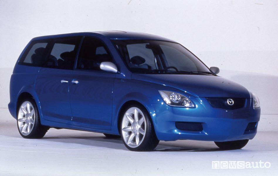 Mazda MV-X, 1997