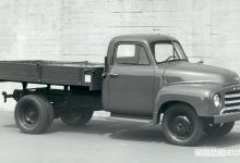 Photo of Camion storici, la storia dell'Opel Blitz