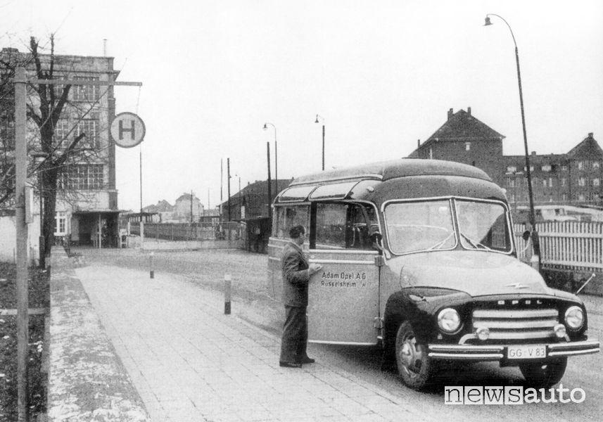 Opel Blitz da 1,9 tonnellate del 1975