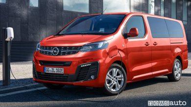 Photo of Opel Zafira-e Life elettrica, caratteristiche, batteria e autonomia