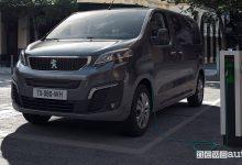 Photo of Peugeot e-Traveller elettrico, caratteristiche, batteria,  autonomia e prezzo