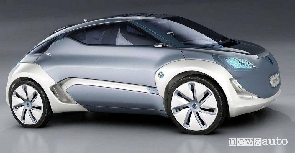 Renault concept car Zoe Z.E.