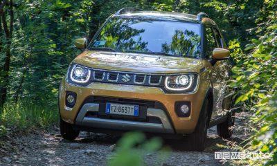 Suzuki Ignis Hybrid 2020 Porte Aperte luglio