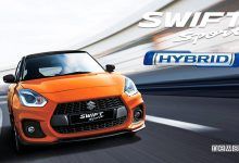 Photo of Suzuki Swift Sport Hybrid, nuovo motore ibrido 1.4 MHEV