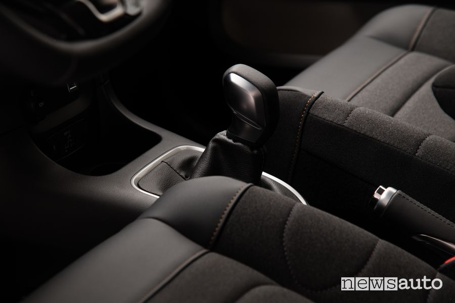 Leva cambio manuale abitacolo nuova Citroën C3
