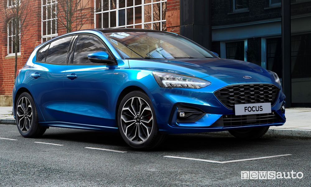 finanziamento auto idea ford Ford Focus ibrida mild-hybrid MHEV
