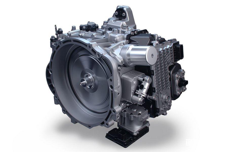 Nuovo cambio automatico Hyundai DCT a 8 velocità