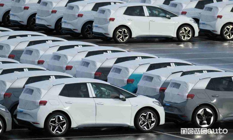 Vendite auto in Europa