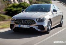 Photo of Mercedes Classe E restyling, caratteristiche e prezzi