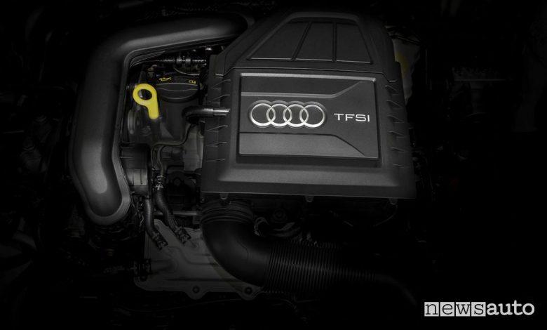Motore Audi 3 cilindri benzina