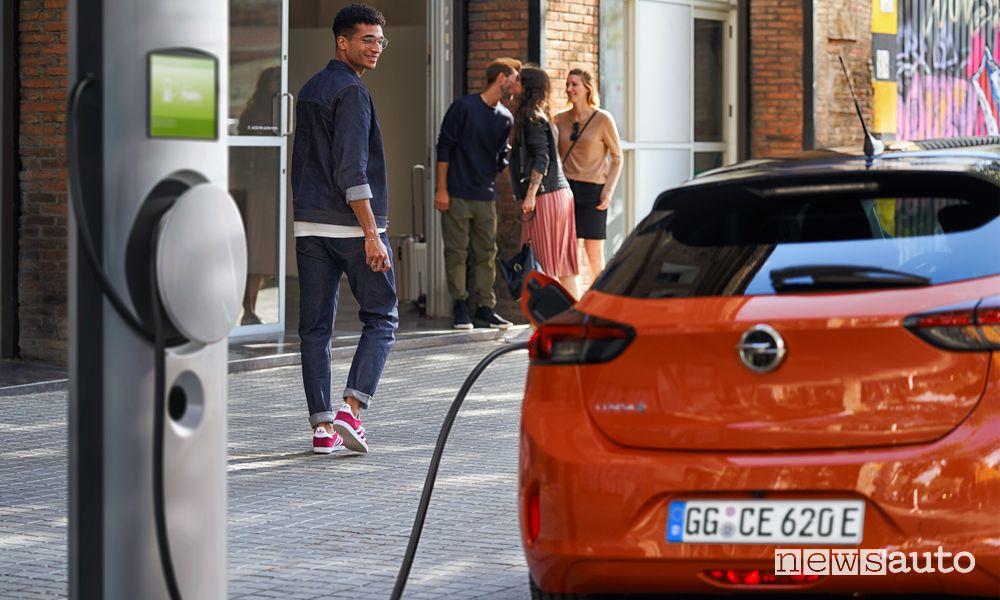 Batterie per auto elettriche di nuova generazione