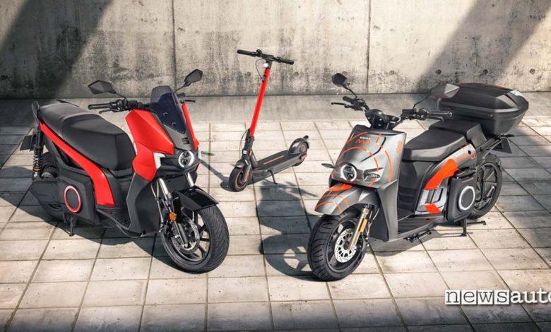 SEAT MÓ presentazione gamma 2020 monopattino elettrico eKickScooter 65 e motorini eScooter 125