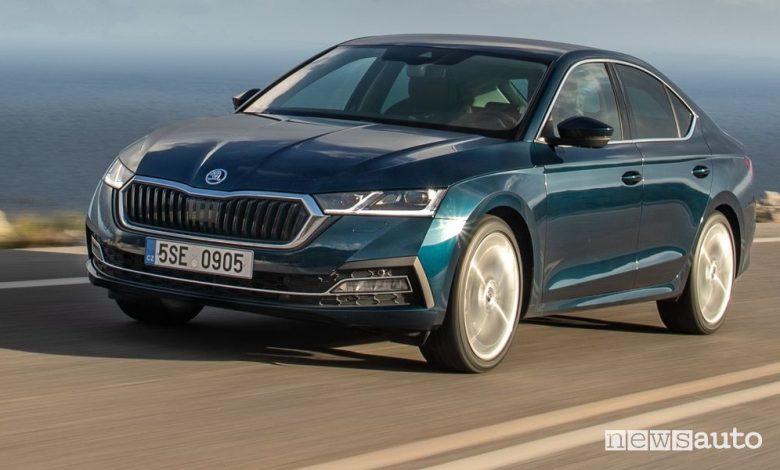 Škoda Octavia, caratteristiche e prezzi