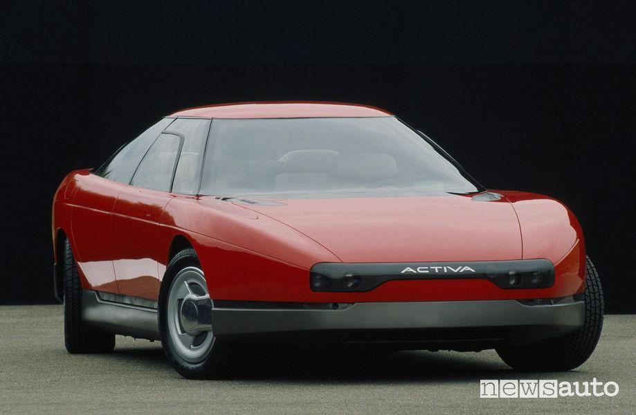 Concept-car Citroën Activa