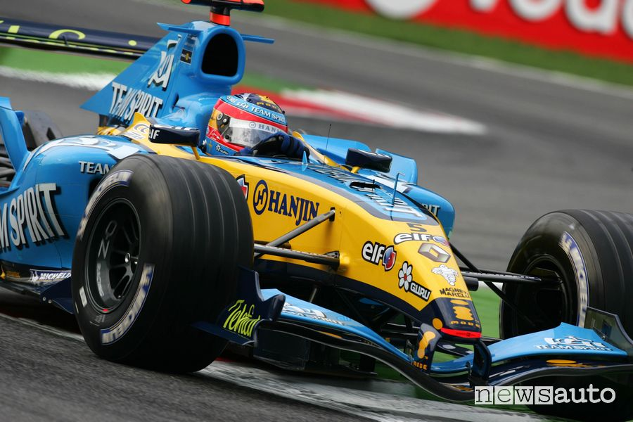 Alonso pilota Renault F1