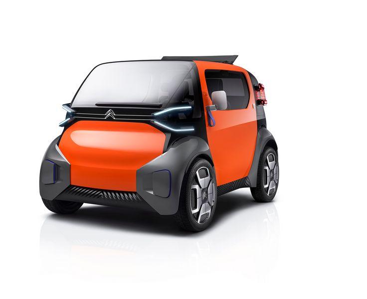 Concept-car Citroën Ami One Concept