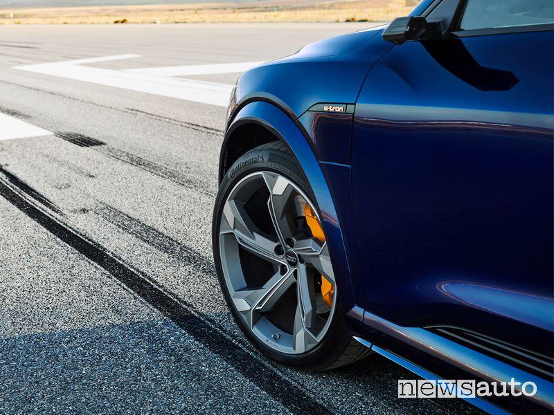 Cerchi in lega Audi e-tron S