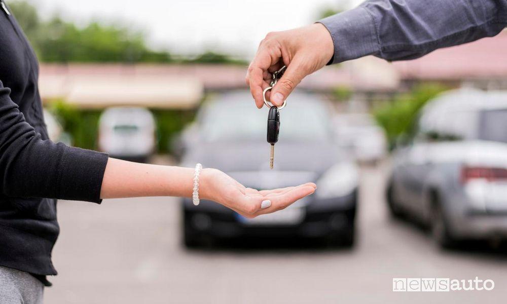 Quante auto sono state vendute nel 202