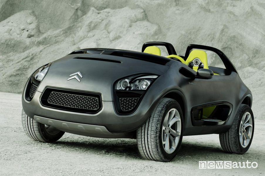 Concept-car Citroën C-Buggy