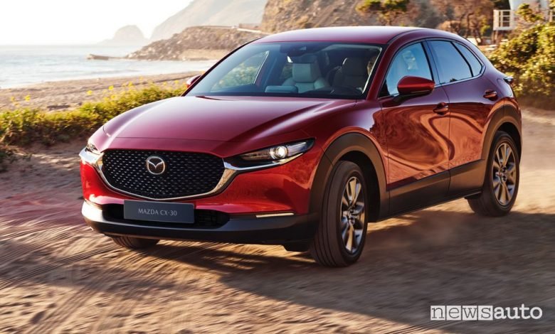 Ecobonus incentivi Mazda