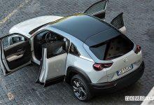 Photo of Mazda MX-30, prova su strada, impressioni di guida dall'auto elettrica