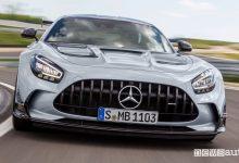 Photo of Mercedes-AMG GT Black Series, caratteristiche e prezzo