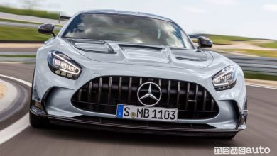Photo of Mercedes-AMG GT Black Series, caratteristiche e prezzo