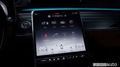Photo of Mercedes-Benz MBUX, sulla Classe S c'è la nuova versione