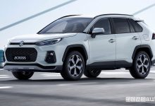 Photo of Suzuki Across, SUV ibrido plug-in, caratteristiche
