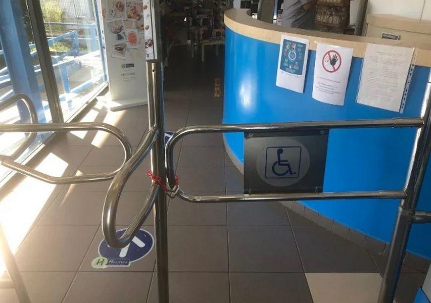 Servizi disabili in Autogrill