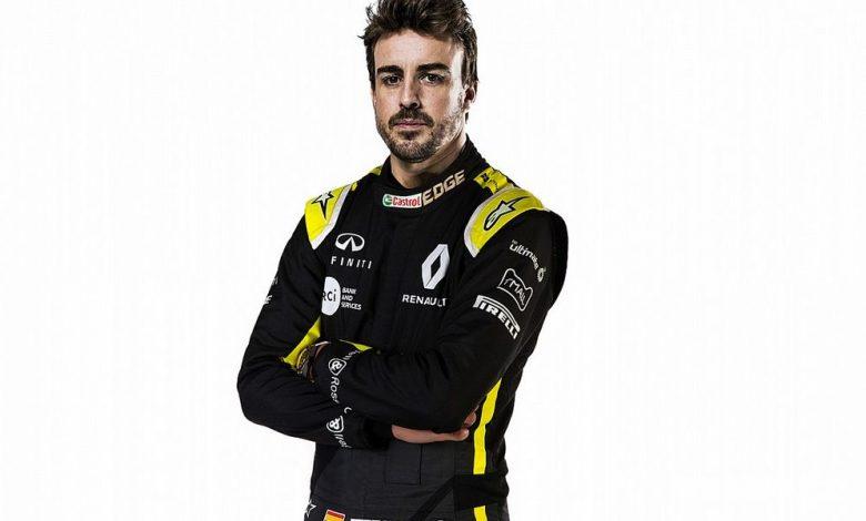 Photo of Fernando Alonso, nuovo pilota Renault F1 dal 2021