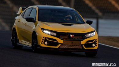 Photo of Record a Suzuka, tempone della Honda Civic Type R Limited Edition